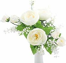 BAIXUE Künstliche Blume Künstliche Blumen 9