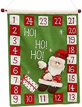Baiyao 2020 Weihnachts-Adventskalender Countdown