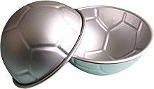 Bakeware Kuchenform Halbkugel Fußball 20,3 cm