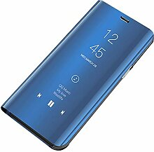 Bakicey Galaxy A50 Hülle Handyhülle Spiegel