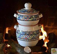 Bakir Royal Couscous-Topf groß