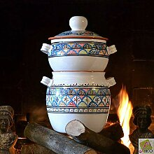 Bakir Royal Couscous-Topf klein