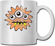 Bakterienzellen Mode Kaffeetasse Porzellan Tassen