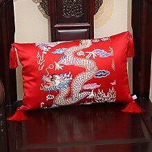 Balalaly Im Chinesischen Stil Retro Seide Brokat