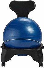 Balance Ball Chair Exercise Stability Yoga Ball
