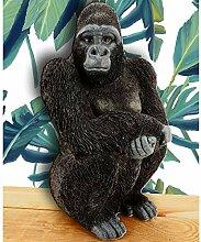 BALDUR-Garten GmbH Dekoration Gorilla,1 Stück