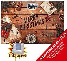 Balea Männer Adventskalender 2019 - idealer