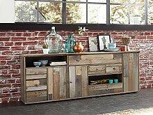 BALI Sideboard Driftwood