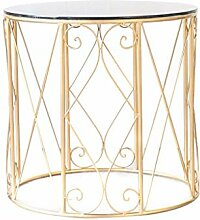 Balkon-Beistelltisch/Beistelltisch, Geometrischer