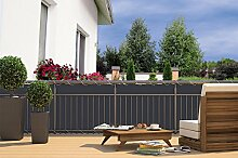 Balkon-Sichtschutz Balkon-Verkleidung