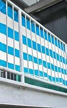 Balkon Sichtschutz Balkonverkleidung 5m lang 0,90m