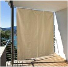 Balkon Sichtschutz vertikal - Balkonsichtschutz