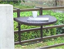 Balkonhängetisch Agra Garten Living