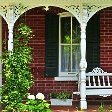 Balkonkasten aus Metall Mickie Brambly Cottage