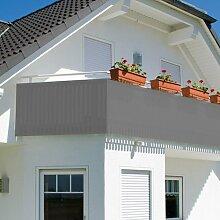 Balkonsichtschutz - Sichtschutz - Windschutz