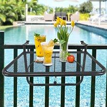 Balkontisch Crook Garten Living