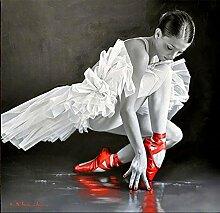 Ballett Tänzer Diamant Malerei 5D DIY Voll Bohren