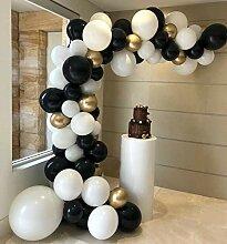 Ballon-Girlande, Bogen-Set, 92 Stück, Luftballons