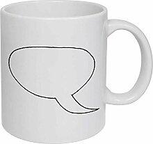Balloon' Ceramic Mug/Travel Coffee Mug