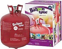 BalloonTime - Helium Gasflasche für bis zu 50