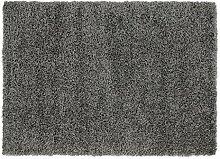 BALLROOM SHAGGY Hochflor Langflor Teppich in grau,
