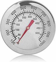 Ballylelly Instant Lesen Edelstahl Thermometer BBQ