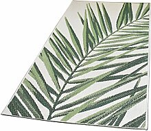 Balta Rugs In- und Outdoor-Teppich Palm Leaf M