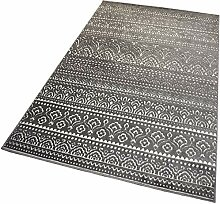 Balta Rugs Indoor-Teppich Classic Drape Grey L 140