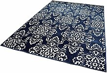Balta Rugs Indoor-Teppich X Pattern Blue L 140 x