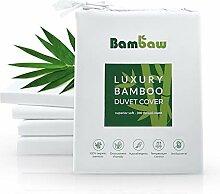 Bambaw Deckenbezug aus Bambus | Luxus Bettwäsche