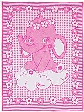 Bambino Traumwolke Babydecke 100x140 cm aus Reiner