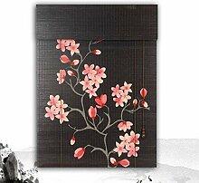 Bamboo curtain Verdunkelungsrollo NatüRlicher