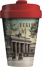 BambooCup Bambus To Go Becher Vintage Berlin