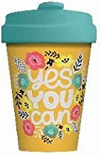 BambooCup Bambus to Go Becher Yes You Can