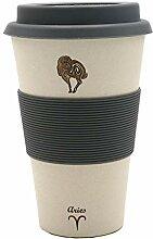 bambooyou Widder (Aries)- Sternzeichen Coffee2go