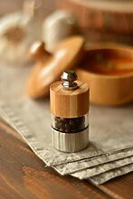 bambum B0009papri-salt und Pfeffer Shaker, braun