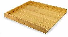 Bambus-Abtropfbrett | Abtropfgestell aus Holz |