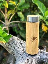 Bambus Becher
