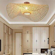 Bambus deckenlampe landhausstil deckenleuchte