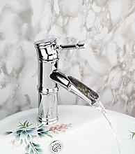 Bambus Design Torneira Para Banheiro Mixer