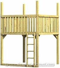 bambus-discount.com Giga Spielturm System