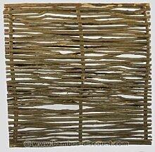 bambus-discount.com Haselnuss Zaun mit 180 x 150cm