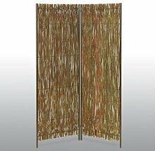 bambus-discount.com Raumteiler 3-teilig Westerland