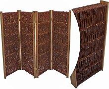 bambus-discount.com Weiden Paravent, Paravent