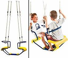 bambus-discount.com Winnetoo Gondelschaukel für 2