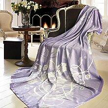 Bambus-Faser-Handtuch/ Decke/Decken/ Klimaanlage