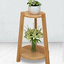 Bambus Holz Blume Stehen Wohnzimmer Balkon Boden