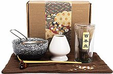 Bambus Matcha Tee Schneebesen Set (Chasen) Matcha