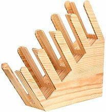 Bambus Pappbecher und Deckel Speicherorganisator