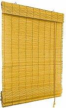Bambus-Raffrollo 110 x 160cm, bambus - Fenster Sichtschutz Rollos - VICTORIA M